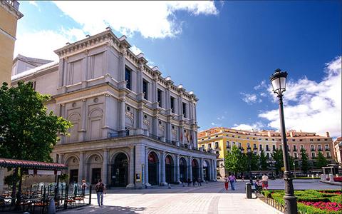 オリエンテ広場