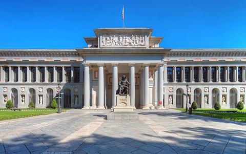 プラド美術館(外観)