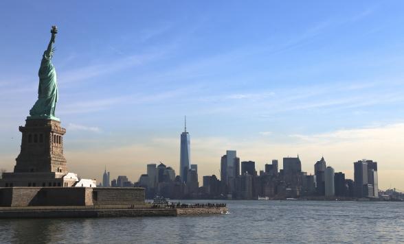 【ニューヨーク】1時間で1日観光!オンラインで市内観光へ行きましょう!