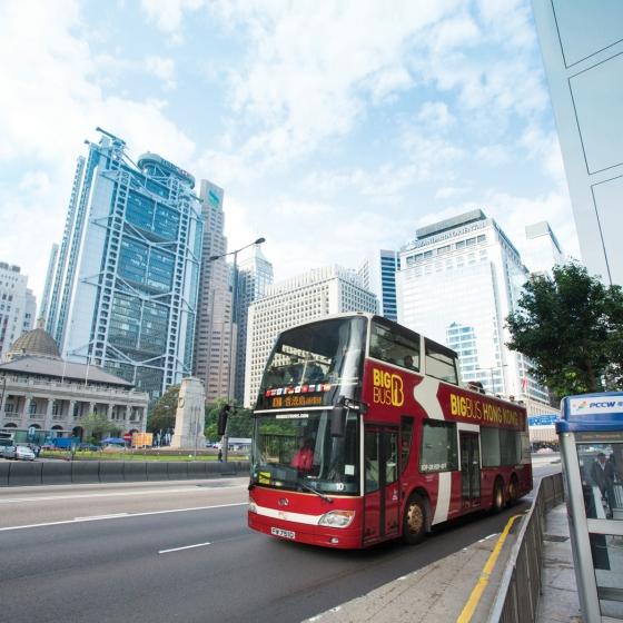 イメージ:オープントップバス