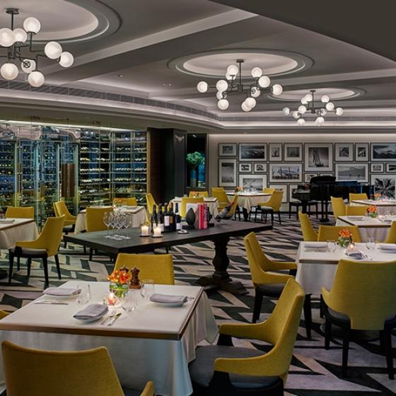 イメージ:ホテル内レストラン
