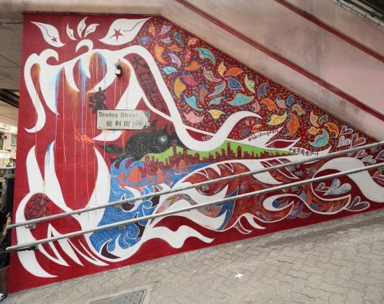 【香港】フォトジェニックなオールドセントラルで現代アートを満喫オンラインツアー<日本語案内>