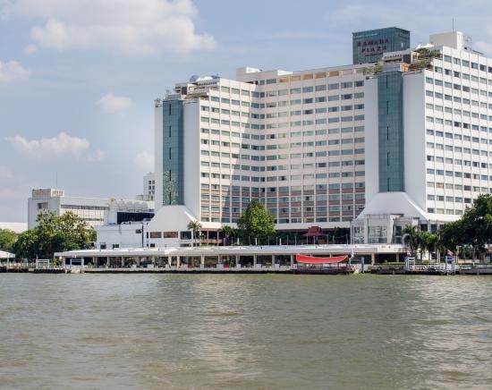 【タイ在住者プロモーション】チャオプラヤ川沿いのお手頃ホテル ラマダプラザ 1泊2日
