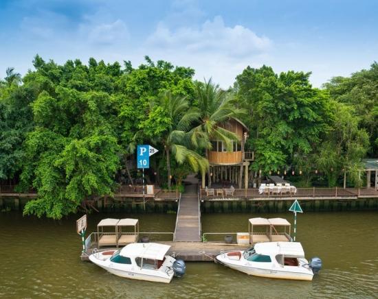 【ホーチミン】サイゴン川畔の隠れ家5つ星リゾート・アンラム サイゴン リバー(An Lam Retreats Saigon River )