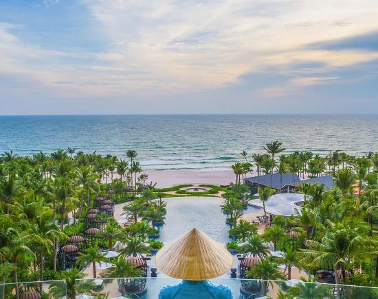 【4月29~5月3日発 限定】フーコック島 インターコンチネンタル  3泊4日<ホテル+空港送迎付き ホテルのシャトルバス/ベトナム航空券付きプランあり>