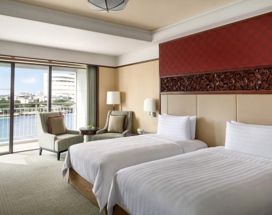 【ソンクラン】嬉しい特典つき!5つ星ホテル・シャングリラバンコク1泊2日
