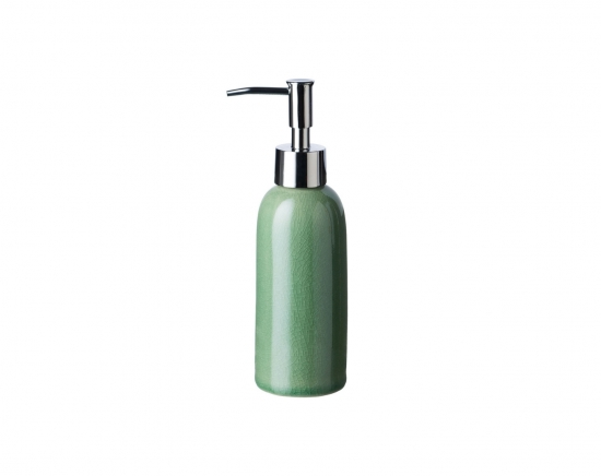 【ジェンガラ陶器】Cylindrical Amenity Dispenser