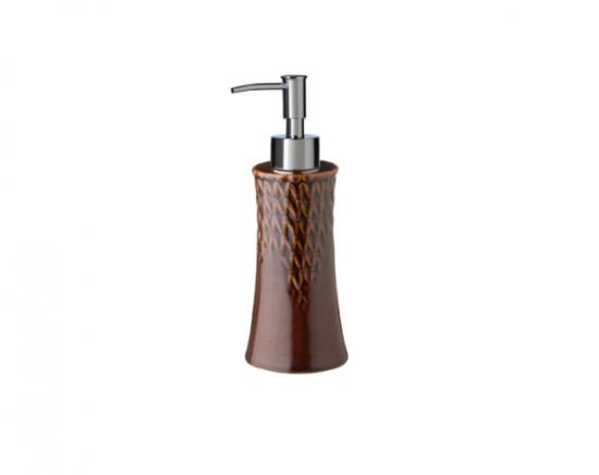 【ジェンガラ陶器】Bendega Soap Dispenser
