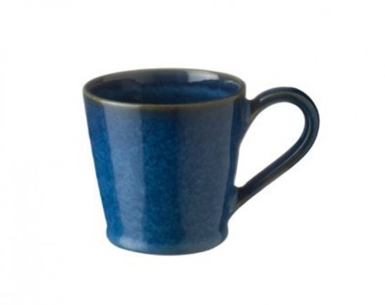 【ジェンガラ陶器】Coffee / Tea Mug Varied Blue