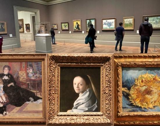 【ニューヨーク】オンラインでメトロポリタン美術館をガイドと共に美術鑑賞!