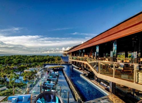 【ジャカルタ発】リンバ ジンバラン バリ by アヤナに泊まるバリ島2泊3日/ジャカルタからの航空券手配も可能