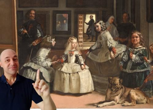 【スペイン】西洋美術公認ガイドが徹底解説!プラド美術館オンライン講座<日本語ガイド/土曜16時限定>