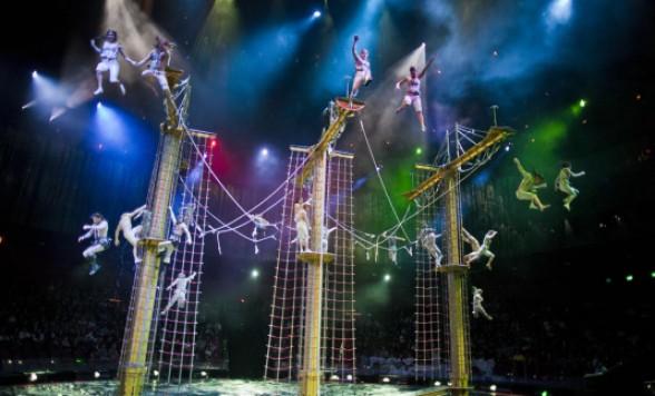 マカオで外せないショー、水舞間(ザ・ハウス・オブ・ダンシングウォーター)の鑑賞チケット<バウチャー>