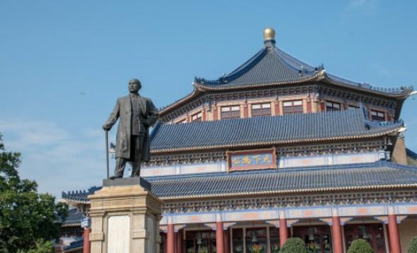 初めての広州観光に最適 1日市内ハイライト観光ツアー<終日/飲茶の昼食付き/日本語ガイド>