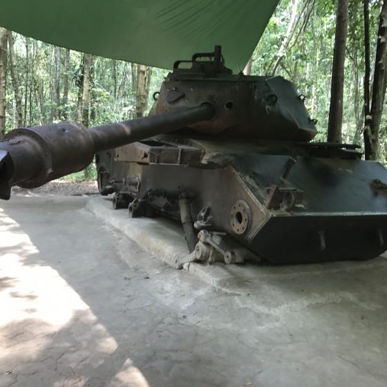 当時の戦車