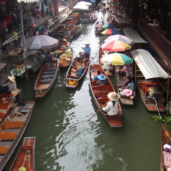 ホーチミン発着 タイ旅行