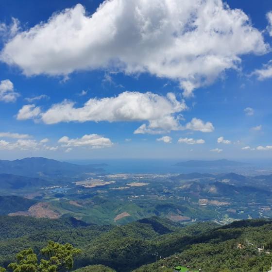 バナヒルズからの風景