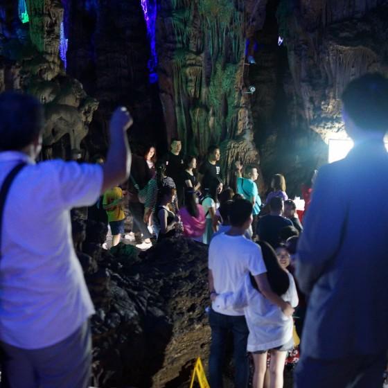 桂林  蘆笛岩 イメージ