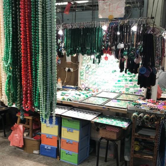 イメージ:翡翠市場