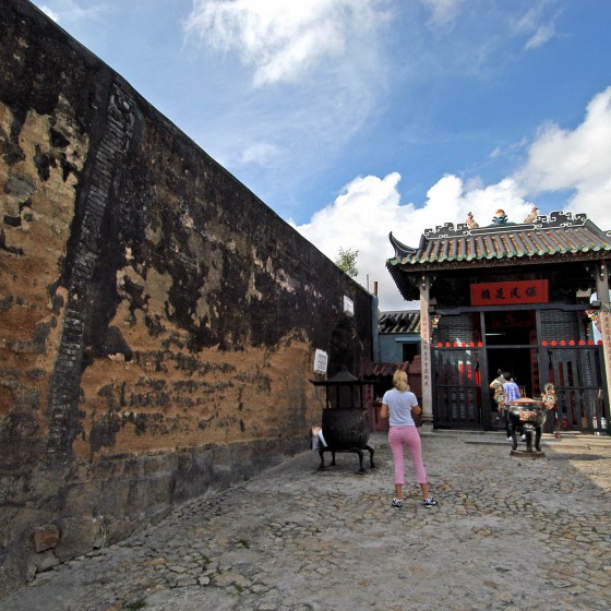 旧城壁イメージ
