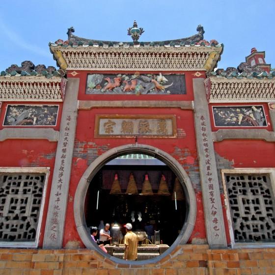 媽閣廟イメージ