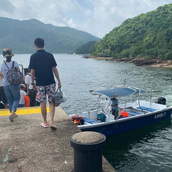 イメージ:海釣り&海水浴ツアー