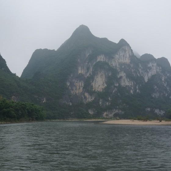 桂林 漓江下り イメージ