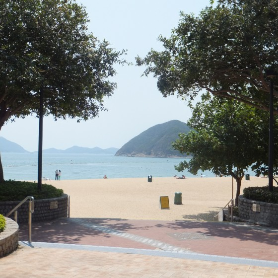 観光イメージ:淺水灣(レパルスベイ)