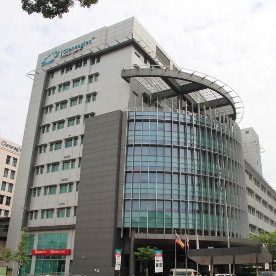 グレンイーグルス病院1