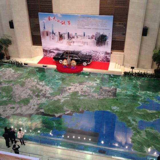 深圳博物館イメージ
