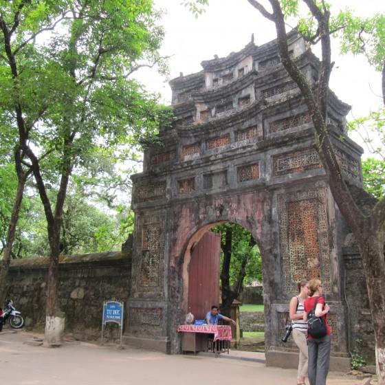トゥードゥック帝廟