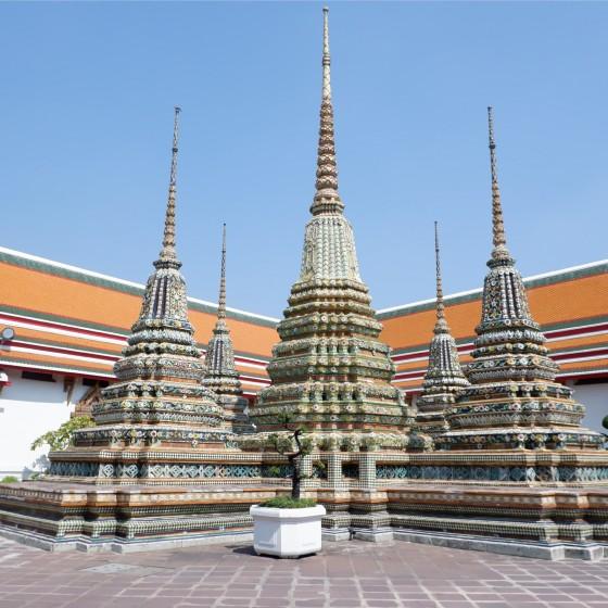 ワットポー(涅槃寺院)