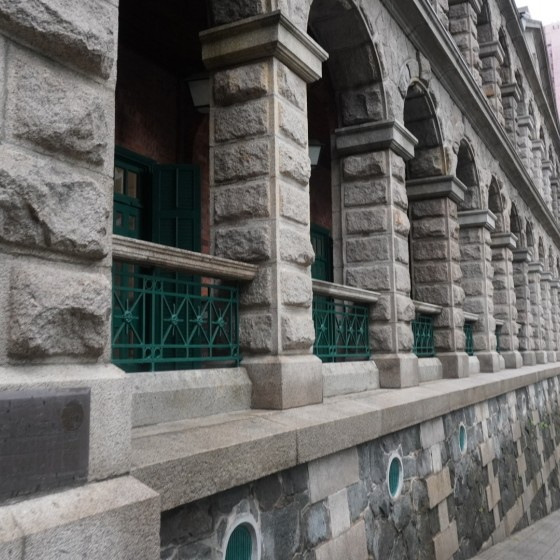 イメージ:西營盤社区総合ビル(高街お化け屋敷)