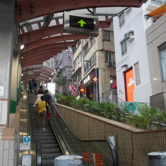 イメージ:西環街歩き