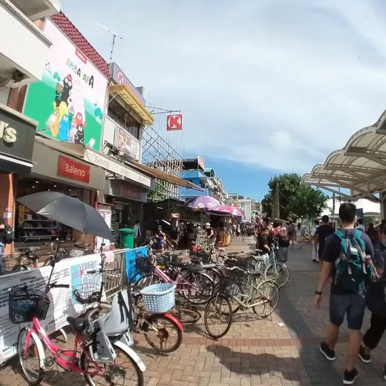 長洲 Cheung Chau フェリーターミナル付近 イメージ