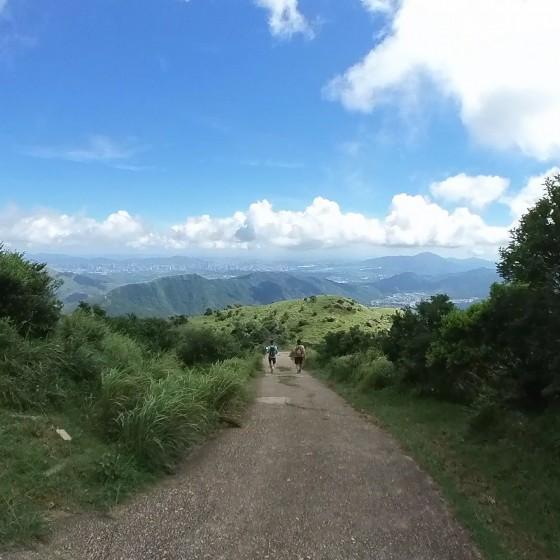 大帽山 Tai Mo Shan イメージ