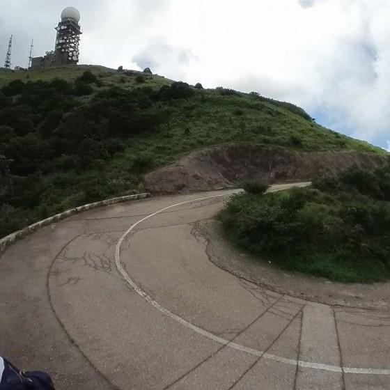 大帽山 Tai Mo Shan 山頂付近 イメージ