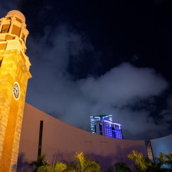観光イメージ:時計塔