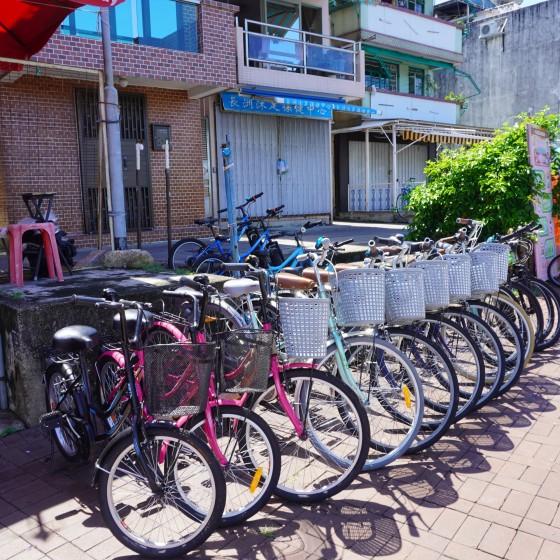 観光イメージ:長州内自転車レンタル