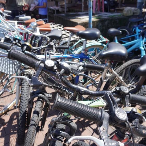 観光イメージ:長州自転車レンタル