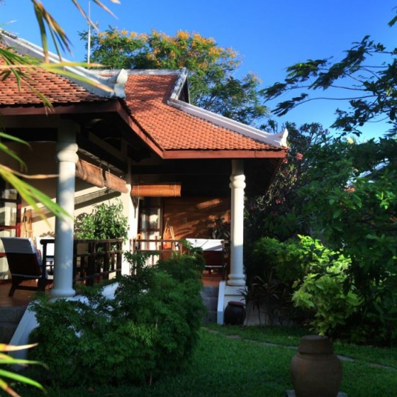 EVASON ANA MANDARA HOTEL GARDEN VIEW