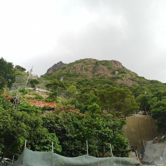 カオルーンピーク(飛鵝山) への道中 サンプル