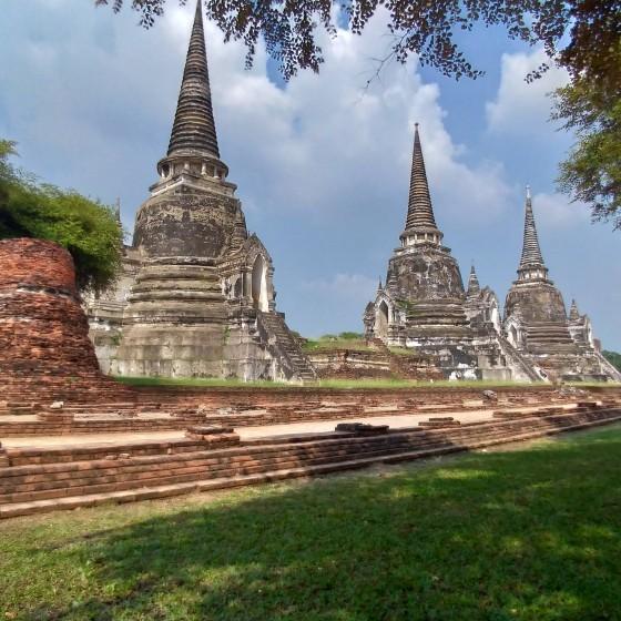 ワットプラシーサンペット|Wat Pra Srisanpet