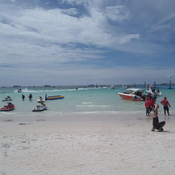 パタヤ・ラン島
