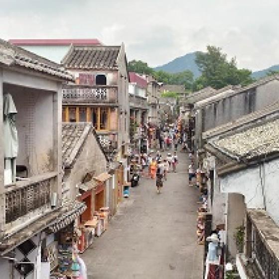 大鵬所城 の 一角 イメ―ジ