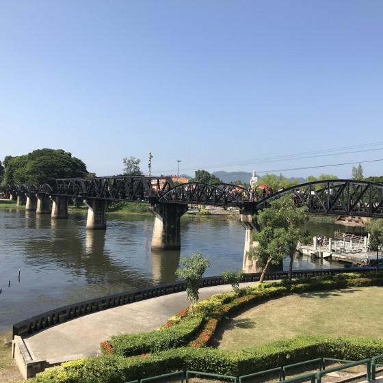 タイランド|予約|カンチャナブリ泰緬鉄道の旅「戦場にかける橋」を ...