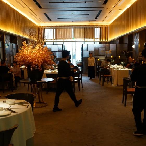 深セン 上海料理レストラン 屋内 イメージ