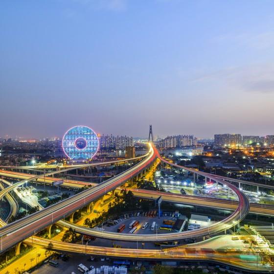 広州 高速道路 イメージ
