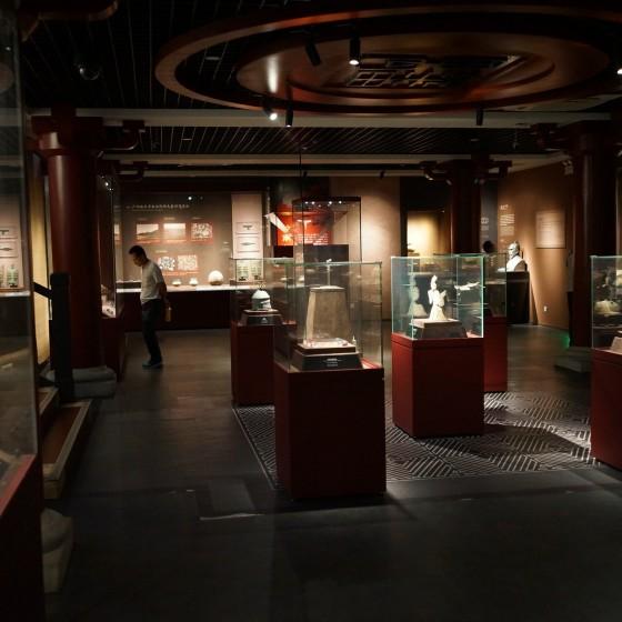 広州 広州博物館 屋内 イメージ
