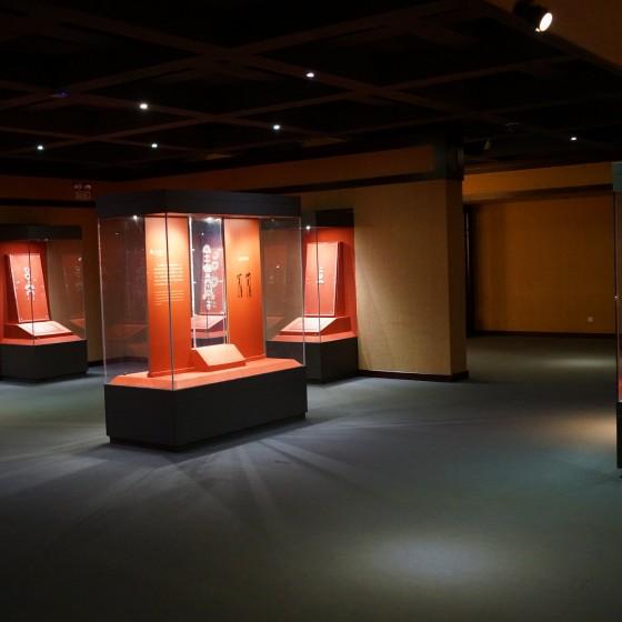 広州 西漢南越王博物館 イメ―ジ